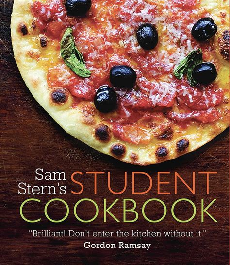 chomp college cookbook for college students books student cookbook sam