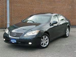 2009 Lexus Es 2009 Lexus Es 350 Navigation Scarborough Ontario Used