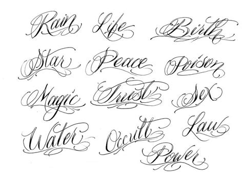 tattoo font generator female tat gener