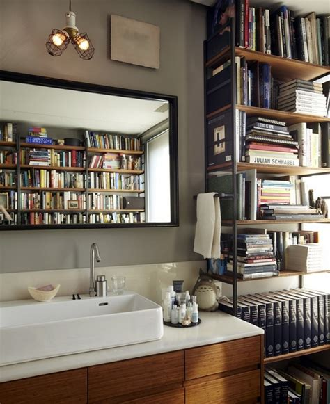 bathroom book modern bathroom that embrace your love for books