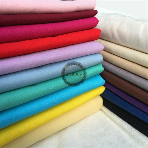 fabric crafts cotton plain solid 100 cotton fabric quilting sewing craft