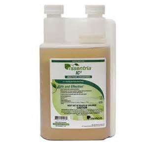 Essentria ic3 organic insecticide concentrate organic pest control