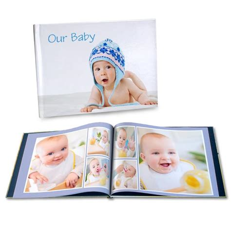 baby book pictures personalized baby book custom baby album mailpix