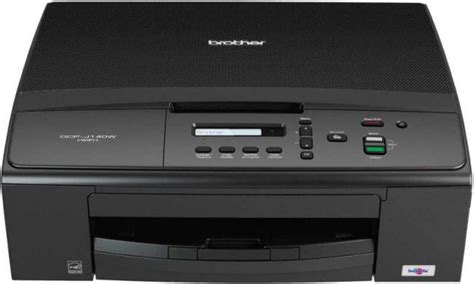 resetter printer brother dcp j140w review brother all in one dcp j140w