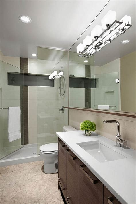 contemporary bathroom lighting ideas 32 good ideas and pictures of modern bathroom tiles texture