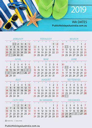 western australian school term   school holidays calendar public holidays special