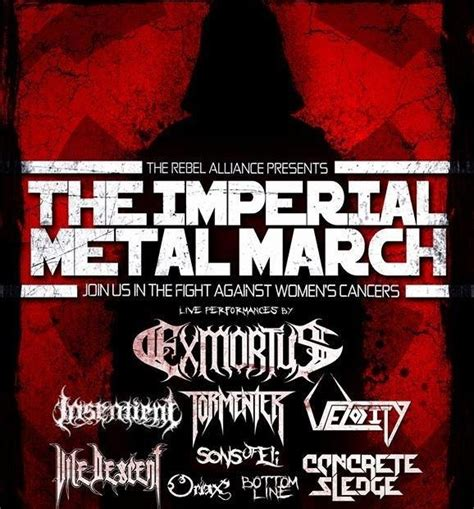 airliner lincoln heights exmortus headlines the imperial metal march at the