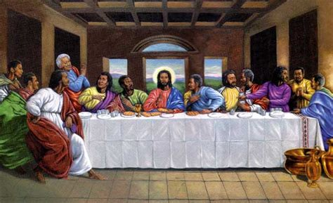 Rasta Home Decor by Pics Of The Last Supper Jesus And Disciples