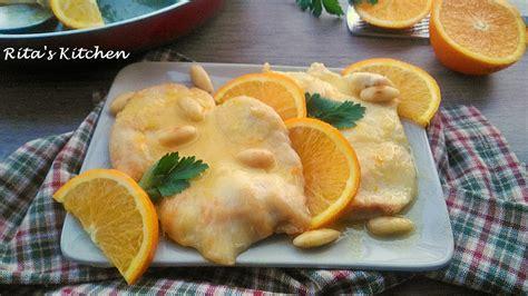 petti di pollo come cucinarli ricetta pollo all arancia ricettariotipico it