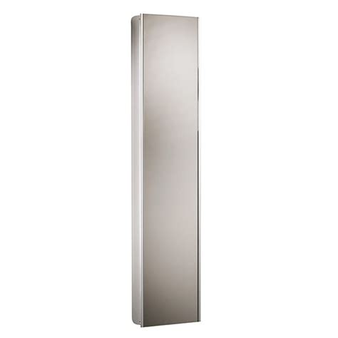 tall bathroom mirror cabinet roper rhodes reference tall glass door bathroom mirror