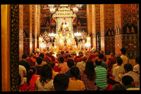 makha bucha day dennis thern blog