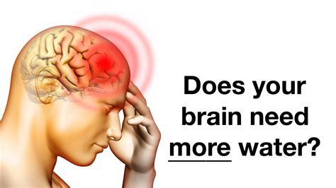 dehydration effects what are some effects of dehydration on the brain