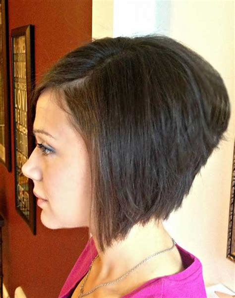 trendy short copper haircut from japan stacked short popular short stacked haircuts you will love short
