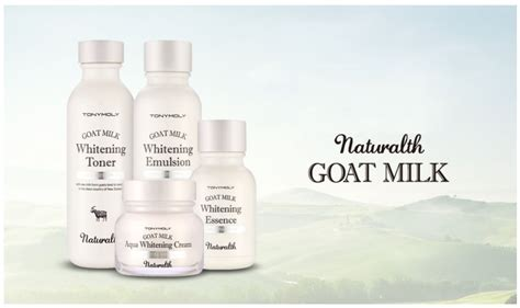 Harga Tony Moly Naturalth Goat Milk Moisture Lotion sle review tonymoly s naturalth goat milk range delosea