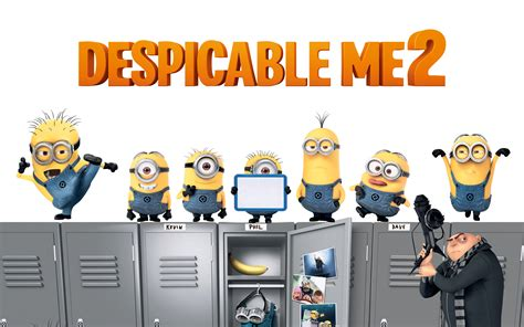 Me Me Me 2 - 電影 神偷奶爸2 despicable me 2 單純的快樂 movie x muzik vie