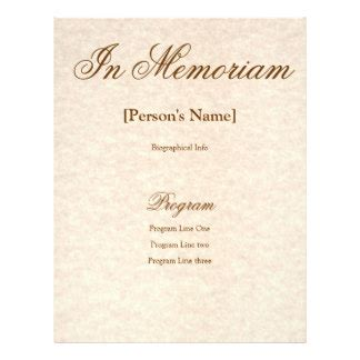 funeral flyer template 215 funeral flyers funeral flyer templates and printing zazzle