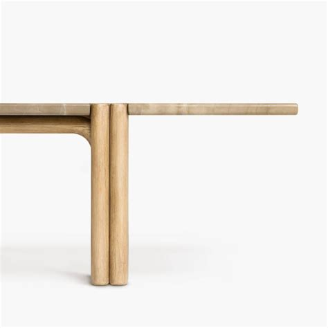 Contemporary Oak Coffee Table Ca21s Contemporary Handcrafted Minimalist Modern Marble And Oak Coffee Table For Sale At 1stdibs