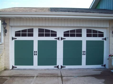 how to paint a garage door in 7 simple steps
