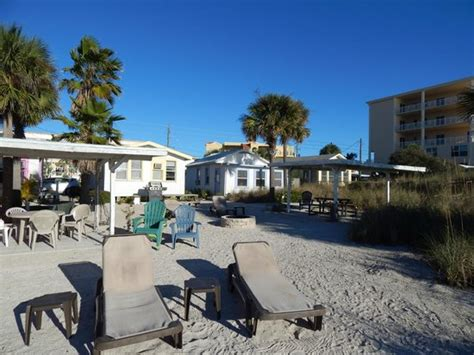 seahorse cottages treasure island late afternoon at seahorse cottages picture of seahorse cottages treasure island tripadvisor