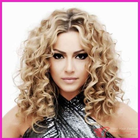 Perm Hairstyle Thin | awesome 19 new curly perms for hair thin hair typically a