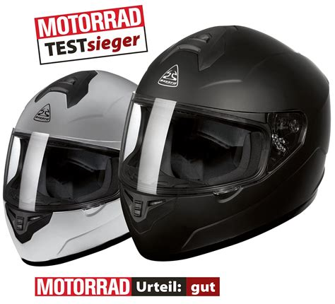 Motorrad Helme Test by Testsieger Bayard Sp 51 Motorradhelm