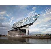 Zaha Hadid Architects Completes The Antwerps New Port