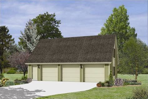 3 stall garage plans 3 car garage plans with loft image search results