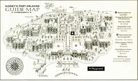 port orleans riverside map florida sessions