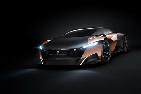 peugeot onyx top speed 2012 peugeot onyx hybrid concept picture 473232 car