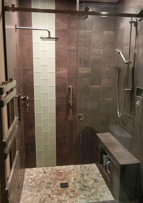 walk  showers ideas decoration goals page