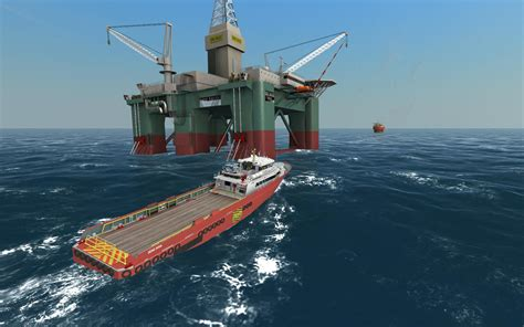 offshore supply boats shipsim offshore supply vessel deniz doga dlc