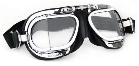 Motorradbrille Halcyon by Halcyon Motorrad Brille 49 Compact Schwarz Mit