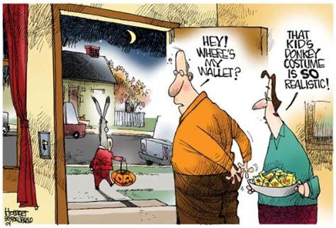 Republican Halloween Meme - bergheim follies halloween funnies