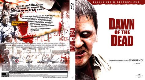 of the dead dvd cover 2004 r2 german
