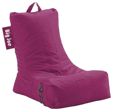 comfort research big joe lounger pink
