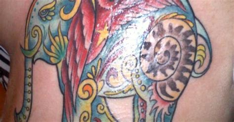 elephant tattoo beautycrush elephant tattoo colors like i want for matching tattoos