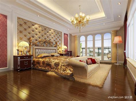home design gold ipa 欧式别墅主卧设计 主卧室装修效果图 土巴兔装修效果图