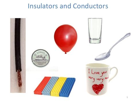 electrical conductors and insulators 02 insulators and conductors