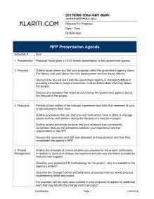 rfp presentation template writing service jameswormworth