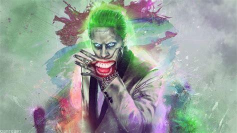 green joker wallpaper joker suicide squad wallpapers wallpaper cave