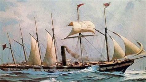 great iron ship