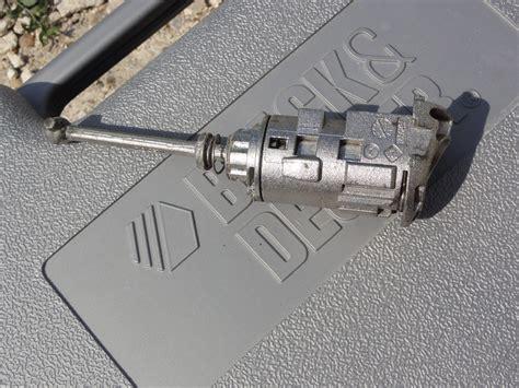 barillet porte voiture tous mod 232 les changer un bouton ou une antenne de poign 233 e