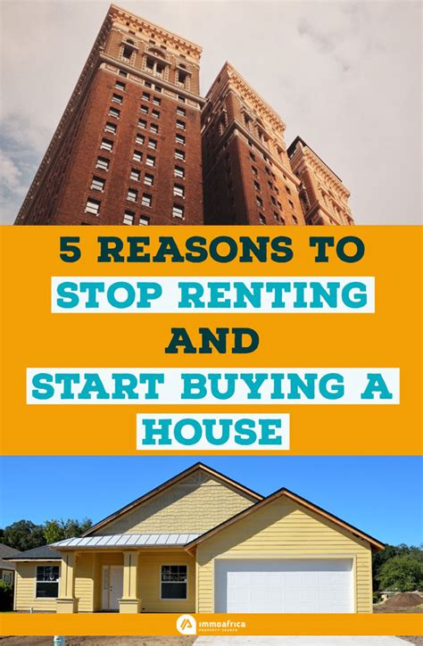 8 Reasons To Avoid Renting A Home 5 reasons to stop renting and start buying a house