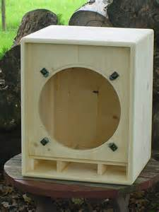 Custom Bass Cabinets Thiele Small Bass Cabinets Ra Custom Rawoods