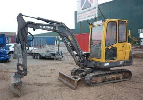 volvo ec35 mini excavator from belgium for sale at truck1