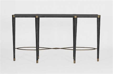transitional console table transitional sofa table cerused oak console table fiona