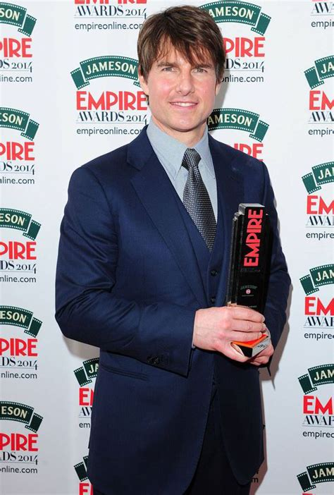 tom cruise film awards tom cruise is named legend of our lifetime at the 2014
