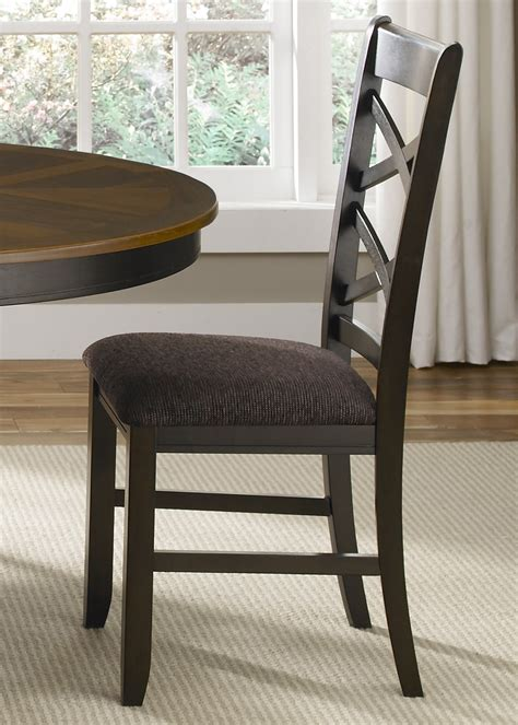 X Back Bistro Chair Bistro Ii X Back Side Chair Set Of 2 From Liberty 74 C3001s Coleman Furniture