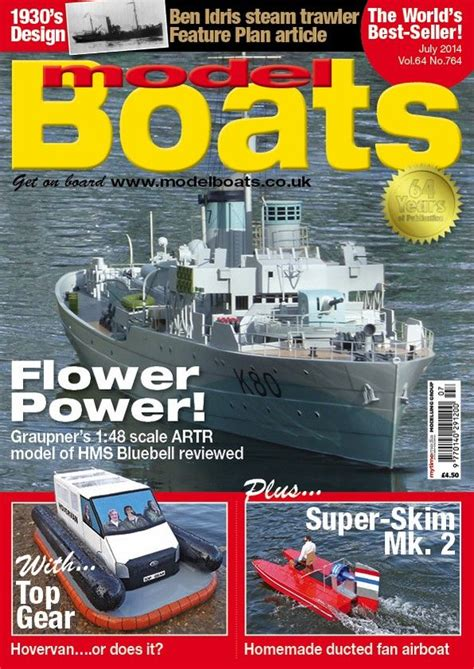 model boats uk magazine model boats july 2014 magazine covers and contents