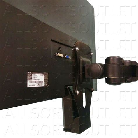 non vesa acer monitor adapter mount bracket stand kit lcd led computer screens ebay